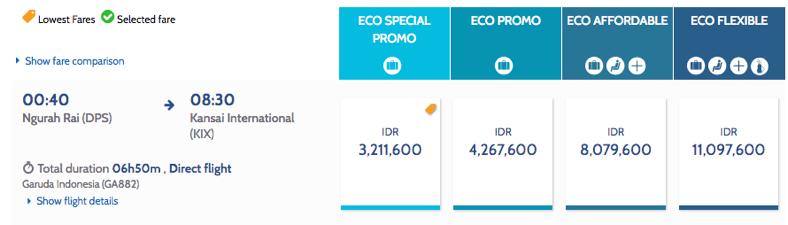 Garudaindonesia eco promo
